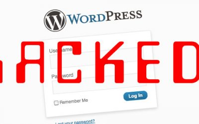 WordPress napadený hackery – co dělat?